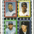 JOHNNY  DAMON 1995 Topps Prospects #599.  ROYALS