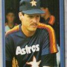 GLENN DAVIS 1990? Star #8 Ser. 2.  ASTROS