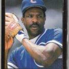 ANDRE DAWSON 1992 Leaf Black GOLD Insert #183.  CUBS