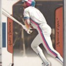 ANDRE DAWSON 2003 Fleer Flair Greats #59.  EXPOS