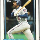 ANDRE DAWSON 1992 Topps #460.  CUBS