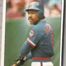 ANDRE DAWSON 1989 O-Pee-Chee Super Star mini #54.  CUBS