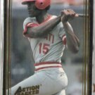 GEORGE FOSTER 1992 Action Packed #61.  REDS