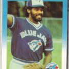 CECIL FIELDER 1987 Fleer Update #U-31.  BLUE JAYS