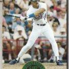 JUAN GONZALEZ 1993 Pinnacle Cooperstown Insert #25 of 30.  TEX