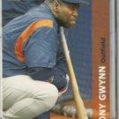 TONY GWYNN 1999 Fleer SI #84.  PADRES