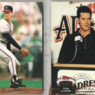 TOM GLAVINE 1992 Stadium Club + All Star.  BRAVES