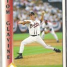TOM GLAVINE 1993 Pacific #6.  BRAVES