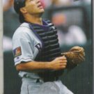 JOE GIRARDI 1995 Ultra #153.  ROCKIES