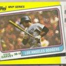 STEVE GARVEY 1982 Topps KMart #26 of 44.  DODGERS