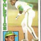 RICKEY HENDERSON 1984 Topps #230.  A's