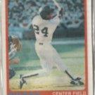 RICKEY HENDERSON 1986 Sportflics #11.  YANKEES