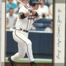 CHIPPER JONES 2000 Bowman #2.  BRAVES
