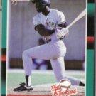 ROBERTO KELLY 1988 Donruss The Rookies #16.  YANKEES