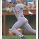 ERIC KARROS 1992 Donruss Rated Rookie #16.  DODGERS.