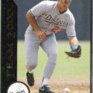 ERIC KARROS 1992 Pinnacle Team 2000 Insert #76 of 80.  DODGERS.