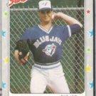 JIMMY KEY 1988 Fleer Star Stickers #74.  BLUE JAYS