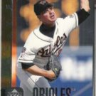 JIMMY KEY 1998 Upper Deck #35.  ORIOLES