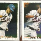 JEFF KENT 1995 Topps Special Edition Insert w/ sister.  METS