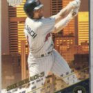 CHUCK KNOBLAUCH 1993 Leaf #98.  TWINS