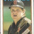 JOHN KRUK 1988 Topps #596.  PADRES
