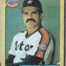 DAVE LOPES 1987 Topps #445.  ASTROS