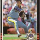 MARK LANGSTON 1985 Donruss #557.  MARINERS