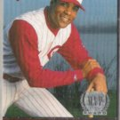 BARRY LARKIN 1996 Upper Deck MVP #310.  REDS