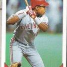BARRY LARKIN 1993 Topps #110.  REDS