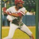 BARRY LARKIN 1987 Classic Green #18.  REDS