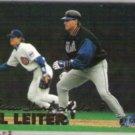 AL LEITER 1999 Fleer Tradition #132.  METS