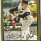 NATE McLOUTH 2006 Bowman Rookie Gold Sig. #BDP55.  PIRATES