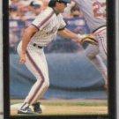 DAVE MAGADAN 1992 Leaf Black GOLD Insert #306.  METS