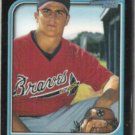 JASON MARQUIS 1997 Bowman #401.  BRAVES
