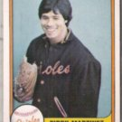 TIPPY MARTINEZ 1981 Fleer #179.  ORIOLES