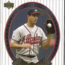 GREG MADDUX 2002 UD World Series Heroes #12.  BRAVES