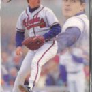 GREG MADDUX 1993 Fleer Flair #7.  BRAVES