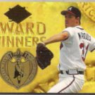 GREG MADDUX 1994 Ultra Award Winner Insert #23 of 25.  BRAVES
