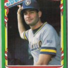 PAUL MOLITOR 1987 Fleer Star Stickers #78.  BREWERS
