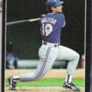 PAUL MOLITOR 1993 Pinnacle #428.  BLUE JAYS