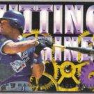 PAUL MOLITOR 1994 Ultra Hitting Machines Insert #7 of 10.  JAYS