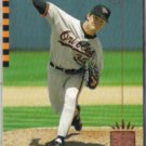MIKE MUSSINA 1993 Upper Deck SP #160.  ORIOLES