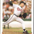 MIKE MUSSINA 1993 Topps #710.  ORIOLES