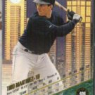 TINO MARTINEZ 1993 Leaf #406.  MARINERS