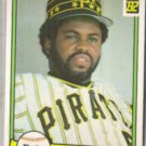 BILL MADLOCK 1982 Donruss #653.  PIRATES