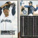 DENNIS MARTINEZ (2) 1998 Upper Deck #224.  MARINERS