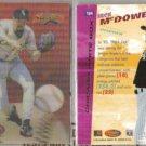 JACK McDOWELL (2) 1994 Sportflics #184.  WHITE SOX