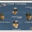 FRED McGRIFF 2001 Fleer Tradition Leaders #441.  RAYS