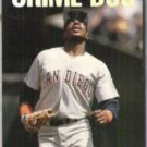 FRED McGRIFF 1993 Triple Play Nicknames Insert.  PADRES