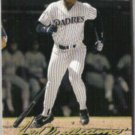 FRED McGRIFF 1992 UD Ted Williams Best Insert.  PADRES